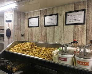 De Smulbus - Ambachtelijke friet met schil