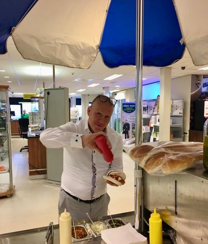 De Smulbus hotdogkraam huren Zaandam