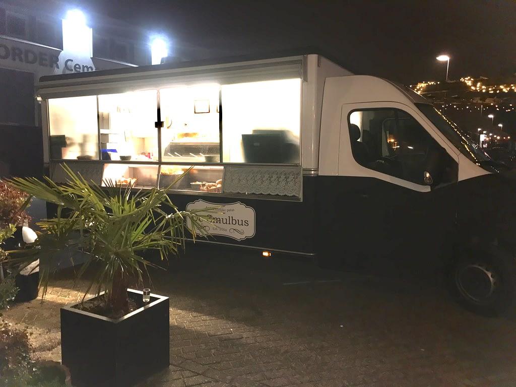 De Smulbus frietwagen huren locatie
